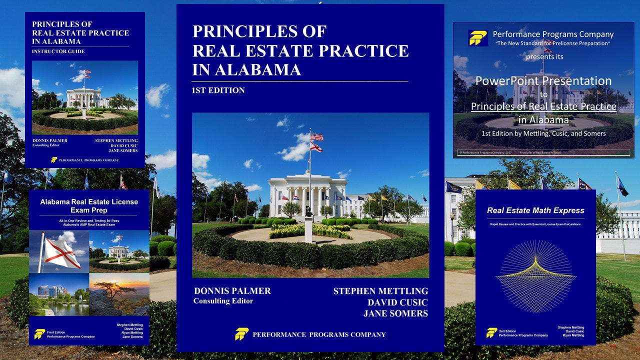 Principles of RE Practice in Alabama